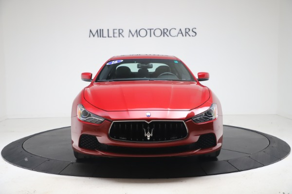 New 2016 Maserati Ghibli S Q4 for sale Sold at Aston Martin of Greenwich in Greenwich CT 06830 12