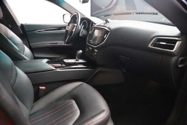 New 2016 Maserati Ghibli S Q4 for sale Sold at Aston Martin of Greenwich in Greenwich CT 06830 17