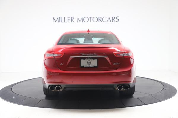New 2016 Maserati Ghibli S Q4 for sale Sold at Aston Martin of Greenwich in Greenwich CT 06830 6