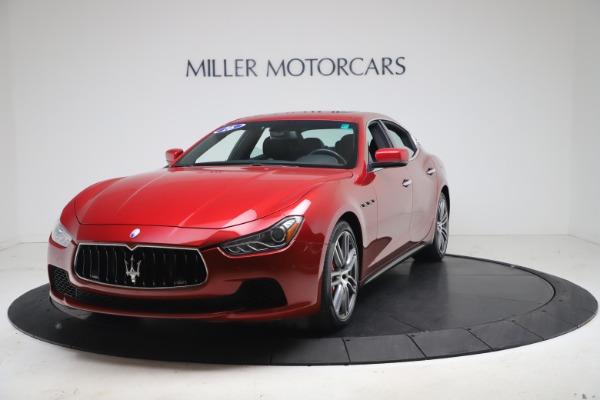 New 2016 Maserati Ghibli S Q4 for sale Sold at Aston Martin of Greenwich in Greenwich CT 06830 1