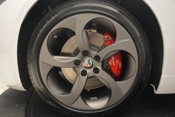 New 2018 Alfa Romeo Giulia Ti Sport Q4 for sale Sold at Aston Martin of Greenwich in Greenwich CT 06830 14