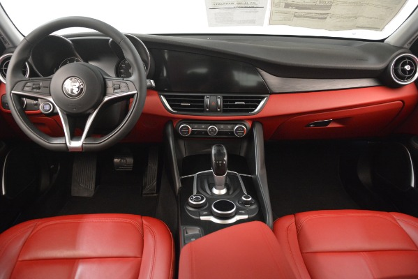 Used 2018 Alfa Romeo Giulia Q4 for sale Sold at Aston Martin of Greenwich in Greenwich CT 06830 16