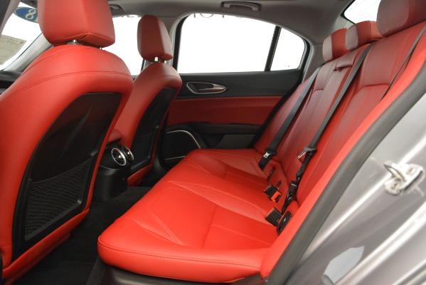 Used 2018 Alfa Romeo Giulia Q4 for sale Sold at Aston Martin of Greenwich in Greenwich CT 06830 19
