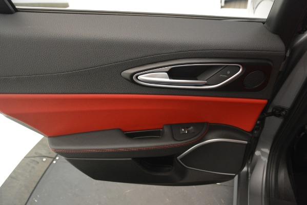 Used 2018 Alfa Romeo Giulia Q4 for sale Sold at Aston Martin of Greenwich in Greenwich CT 06830 21