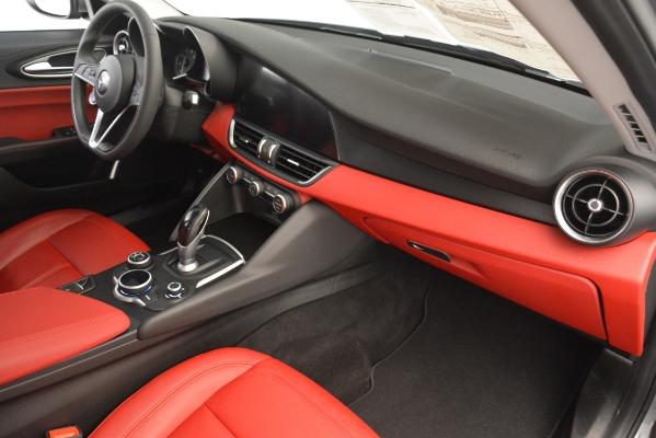Used 2018 Alfa Romeo Giulia Q4 for sale Sold at Aston Martin of Greenwich in Greenwich CT 06830 22