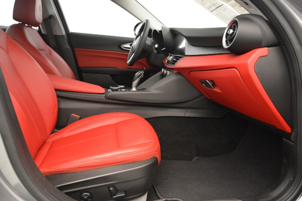 Used 2018 Alfa Romeo Giulia Q4 for sale Sold at Aston Martin of Greenwich in Greenwich CT 06830 23