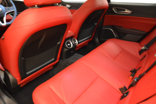 New 2018 Alfa Romeo Giulia Q4 for sale Sold at Aston Martin of Greenwich in Greenwich CT 06830 16