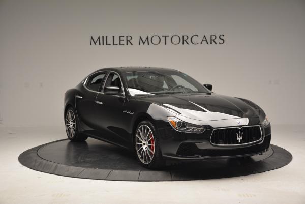 New 2016 Maserati Ghibli S Q4 for sale Sold at Aston Martin of Greenwich in Greenwich CT 06830 11