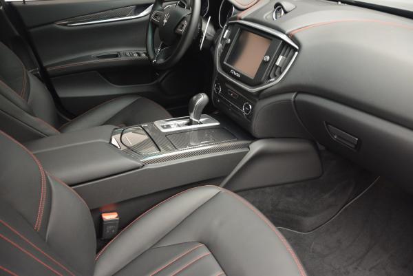 New 2016 Maserati Ghibli S Q4 for sale Sold at Aston Martin of Greenwich in Greenwich CT 06830 19