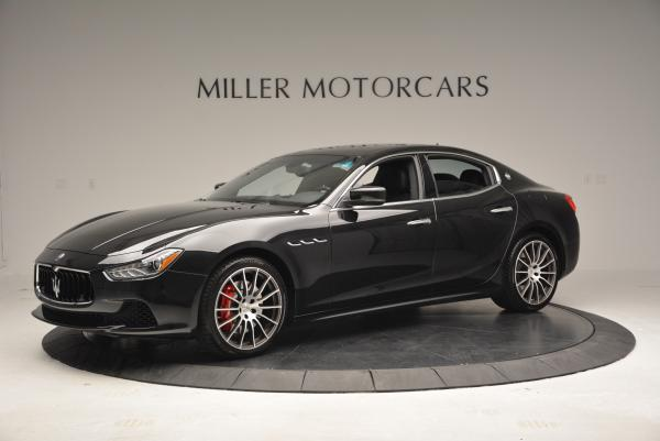 New 2016 Maserati Ghibli S Q4 for sale Sold at Aston Martin of Greenwich in Greenwich CT 06830 2