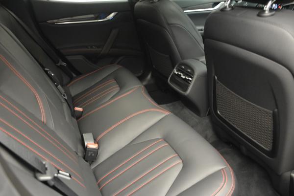 New 2016 Maserati Ghibli S Q4 for sale Sold at Aston Martin of Greenwich in Greenwich CT 06830 22