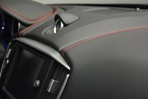 New 2016 Maserati Ghibli S Q4 for sale Sold at Aston Martin of Greenwich in Greenwich CT 06830 25