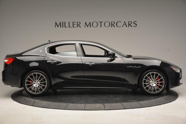 New 2016 Maserati Ghibli S Q4 for sale Sold at Aston Martin of Greenwich in Greenwich CT 06830 9