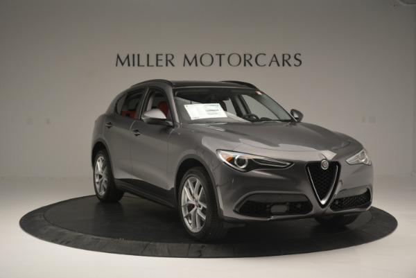 New 2018 Alfa Romeo Stelvio Sport Q4 for sale Sold at Aston Martin of Greenwich in Greenwich CT 06830 11
