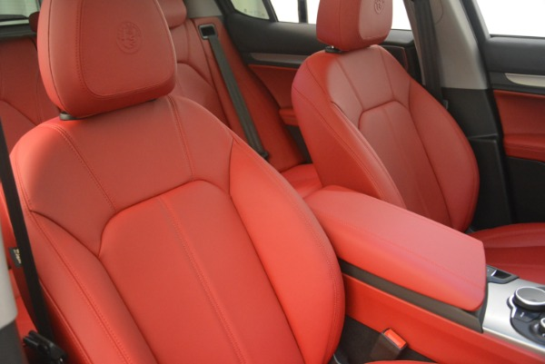 New 2018 Alfa Romeo Stelvio Sport Q4 for sale Sold at Aston Martin of Greenwich in Greenwich CT 06830 21