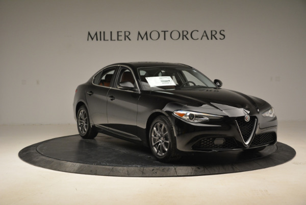 New 2018 Alfa Romeo Giulia Q4 for sale Sold at Aston Martin of Greenwich in Greenwich CT 06830 11