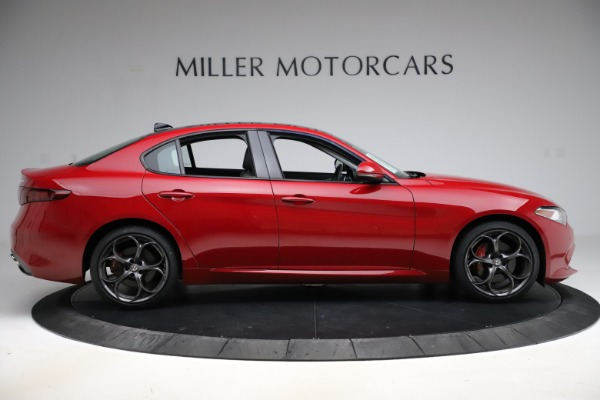 Used 2018 Alfa Romeo Giulia Ti Sport Q4 for sale $34,900 at Aston Martin of Greenwich in Greenwich CT 06830 9