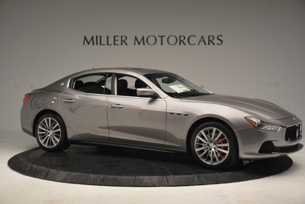 New 2016 Maserati Ghibli S Q4 for sale Sold at Aston Martin of Greenwich in Greenwich CT 06830 10