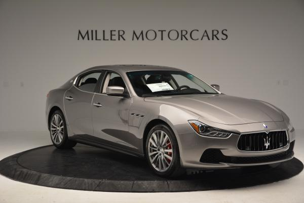 New 2016 Maserati Ghibli S Q4 for sale Sold at Aston Martin of Greenwich in Greenwich CT 06830 11