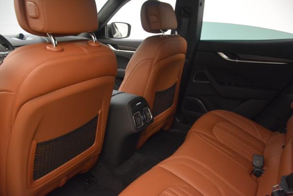 New 2018 Maserati Levante Q4 GranLusso for sale Sold at Aston Martin of Greenwich in Greenwich CT 06830 18