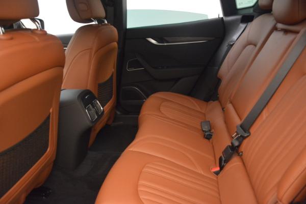 New 2018 Maserati Levante Q4 GranLusso for sale Sold at Aston Martin of Greenwich in Greenwich CT 06830 19