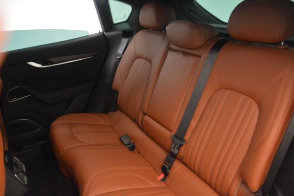 New 2018 Maserati Levante Q4 GranLusso for sale Sold at Aston Martin of Greenwich in Greenwich CT 06830 20