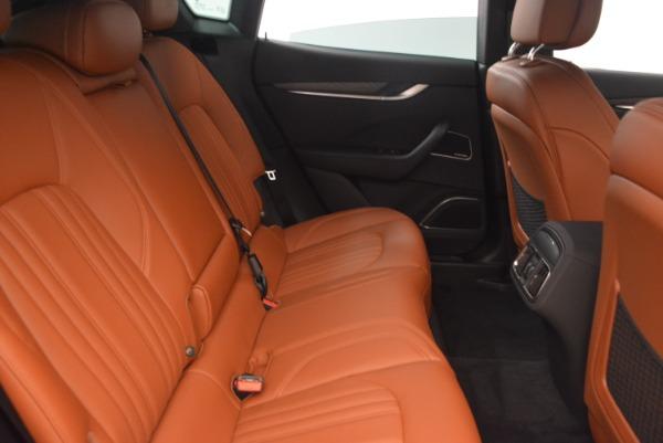 New 2018 Maserati Levante Q4 GranLusso for sale Sold at Aston Martin of Greenwich in Greenwich CT 06830 25