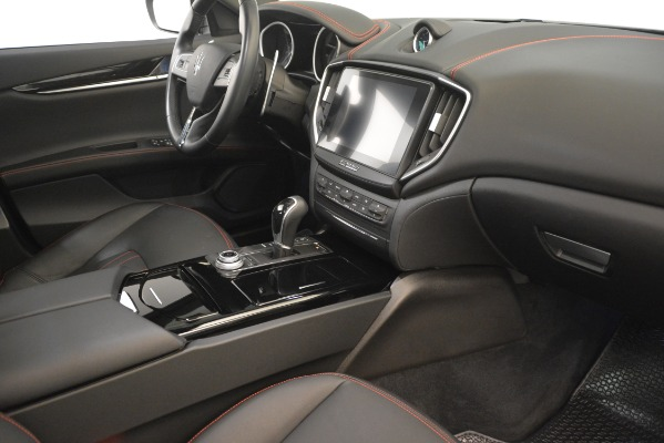 Used 2018 Maserati Ghibli S Q4 for sale Sold at Aston Martin of Greenwich in Greenwich CT 06830 18