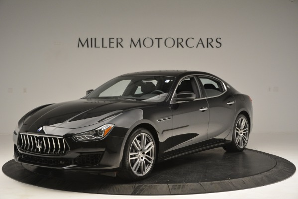 Used 2018 Maserati Ghibli S Q4 for sale Sold at Aston Martin of Greenwich in Greenwich CT 06830 2