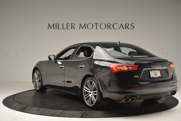 Used 2018 Maserati Ghibli S Q4 for sale Sold at Aston Martin of Greenwich in Greenwich CT 06830 5