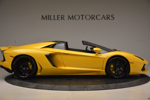 Used 2015 Lamborghini Aventador LP 700-4 Roadster for sale Sold at Aston Martin of Greenwich in Greenwich CT 06830 10