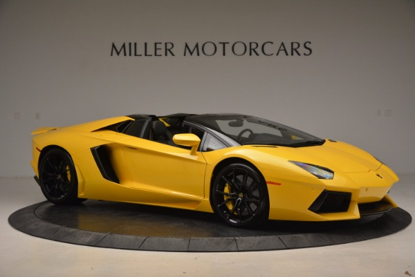 Used 2015 Lamborghini Aventador LP 700-4 Roadster for sale Sold at Aston Martin of Greenwich in Greenwich CT 06830 11