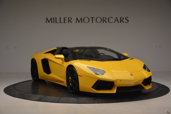 Used 2015 Lamborghini Aventador LP 700-4 Roadster for sale Sold at Aston Martin of Greenwich in Greenwich CT 06830 12