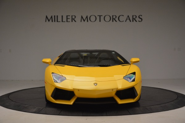 Used 2015 Lamborghini Aventador LP 700-4 Roadster for sale Sold at Aston Martin of Greenwich in Greenwich CT 06830 13