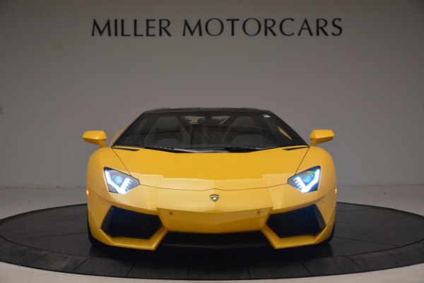 Used 2015 Lamborghini Aventador LP 700-4 Roadster for sale Sold at Aston Martin of Greenwich in Greenwich CT 06830 7