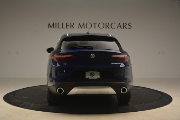 New 2018 Alfa Romeo Stelvio Q4 for sale Sold at Aston Martin of Greenwich in Greenwich CT 06830 6