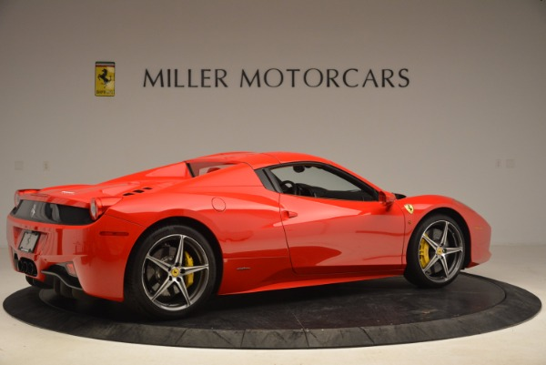 Used 2013 Ferrari 458 Spider for sale Sold at Aston Martin of Greenwich in Greenwich CT 06830 20