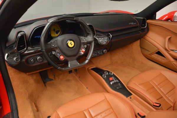 Used 2013 Ferrari 458 Spider for sale Sold at Aston Martin of Greenwich in Greenwich CT 06830 25
