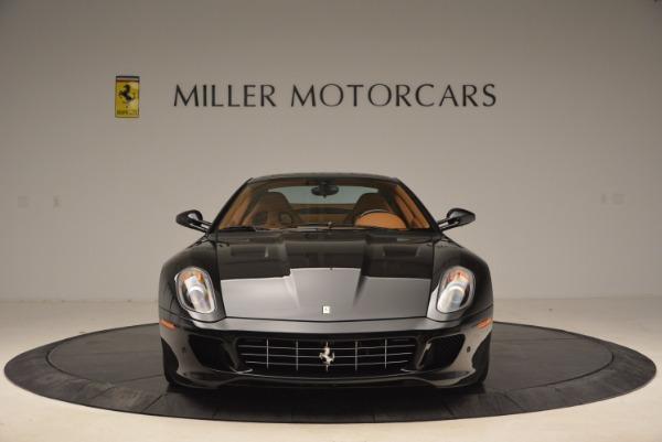 Used 2008 Ferrari 599 GTB Fiorano for sale Sold at Aston Martin of Greenwich in Greenwich CT 06830 12