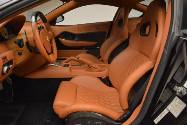Used 2008 Ferrari 599 GTB Fiorano for sale Sold at Aston Martin of Greenwich in Greenwich CT 06830 14