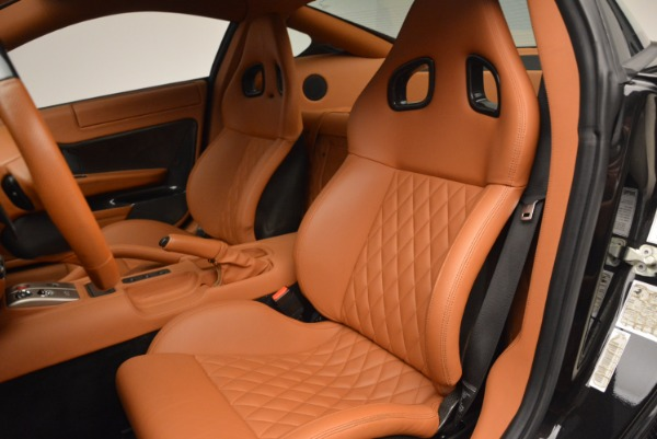 Used 2008 Ferrari 599 GTB Fiorano for sale Sold at Aston Martin of Greenwich in Greenwich CT 06830 15