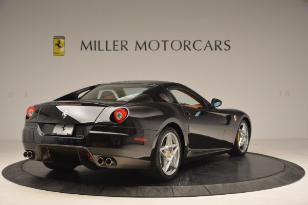 Used 2008 Ferrari 599 GTB Fiorano for sale Sold at Aston Martin of Greenwich in Greenwich CT 06830 7