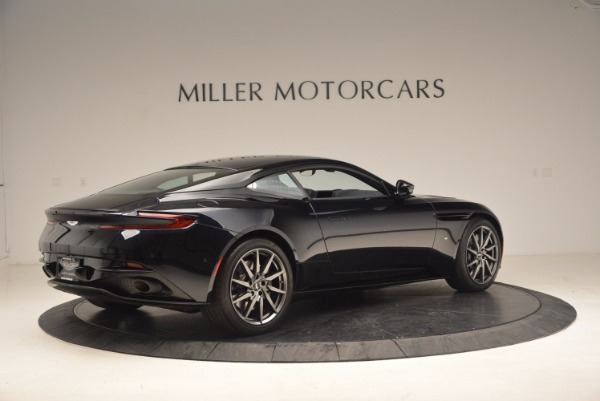 Used 2017 Aston Martin DB11 for sale Sold at Aston Martin of Greenwich in Greenwich CT 06830 8