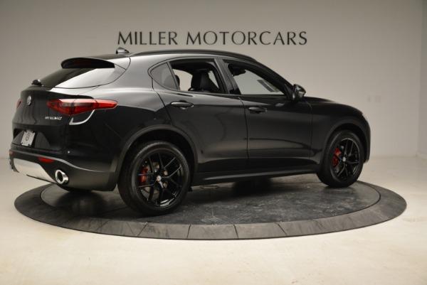 New 2018 Alfa Romeo Stelvio Ti Sport Q4 for sale Sold at Aston Martin of Greenwich in Greenwich CT 06830 8