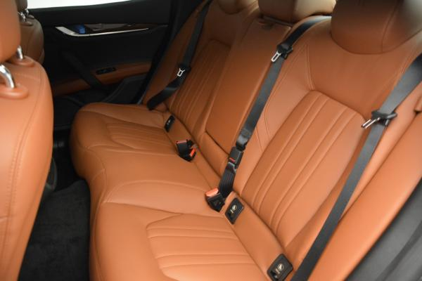 New 2016 Maserati Ghibli S Q4 for sale Sold at Aston Martin of Greenwich in Greenwich CT 06830 14