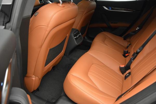 New 2016 Maserati Ghibli S Q4 for sale Sold at Aston Martin of Greenwich in Greenwich CT 06830 15