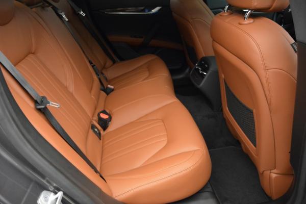 New 2016 Maserati Ghibli S Q4 for sale Sold at Aston Martin of Greenwich in Greenwich CT 06830 16