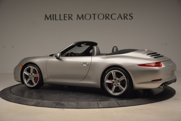Used 2012 Porsche 911 Carrera S for sale Sold at Aston Martin of Greenwich in Greenwich CT 06830 10