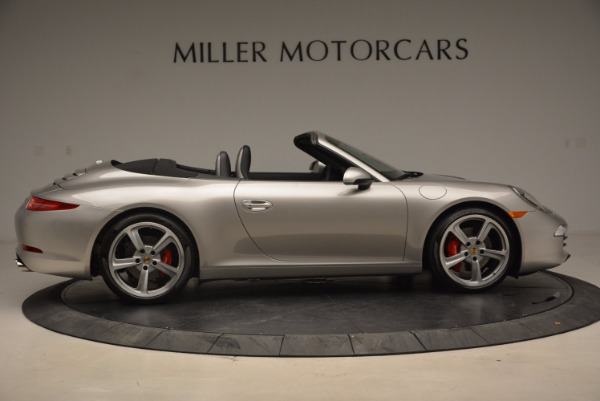 Used 2012 Porsche 911 Carrera S for sale Sold at Aston Martin of Greenwich in Greenwich CT 06830 11