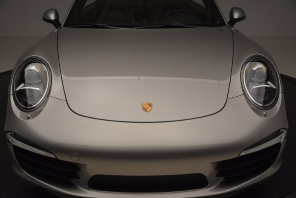 Used 2012 Porsche 911 Carrera S for sale Sold at Aston Martin of Greenwich in Greenwich CT 06830 13
